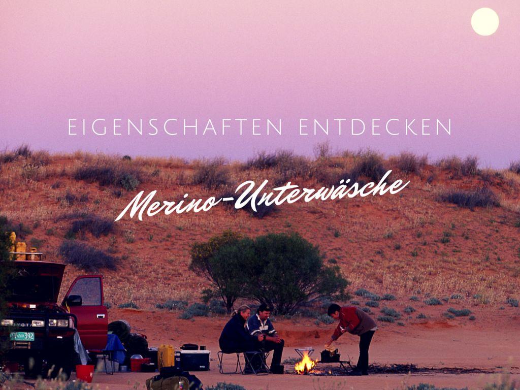 Merino-Unterwäsche
