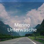 Merino Unterwäsche