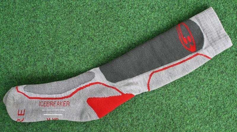 Merino Socken_ausgepackt